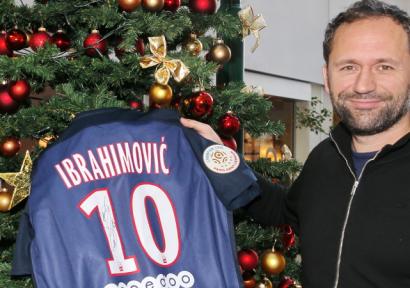 Charity-Auktion – Hol dir dein Ibrahimovic-Trikot