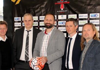 Highlights PK- Trophée des Champions 2016