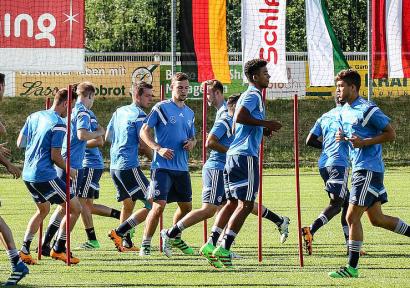 DFB-Junioren in Schladming
