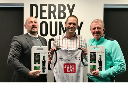 Visiting Derby County in England