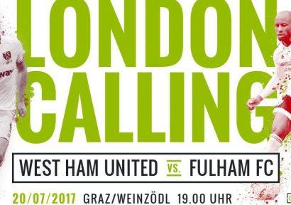 Ticket – Info: London Derby