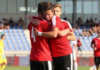 Freundschaftsspiele der U21 – Nationalelf