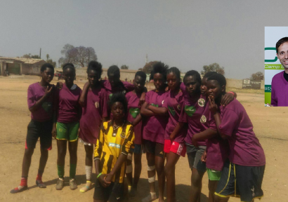 Christmas charity: IFCS promotes community project for girls' football in Zambia