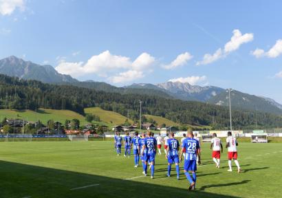 Hertha feiert Jubiläum in der Steiermark