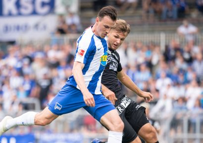 Hertha comes to Stegersbach